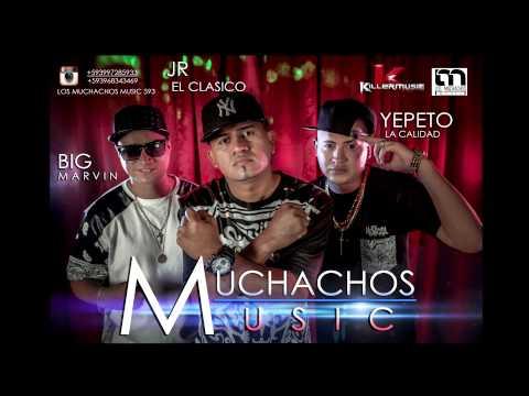 FICUCHU __( SALSA CHOKE)__LOS MUCHACHOS MUSIC   BIG MARVIN   YEPETO   JUNIOR EL CLASICO