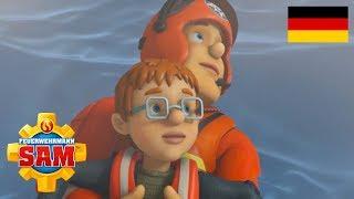 Feuerwehrmann Sam Deutsch Neue Folgen | Gefahr im Wasser  - Feuer feuern | Cartoons fur Kinder