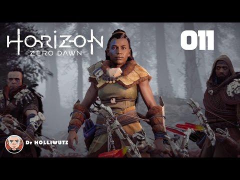 Horizon Zero Dawn #011 - Sonas Spuren folgen [PS4] Let's play Horizon Zero Dawn