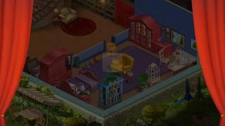 Homescapes 19 уровень