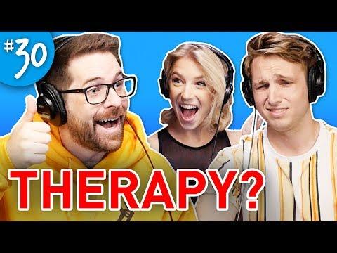 Ian (Finally) Goes To Therapy - SmoshCast #30