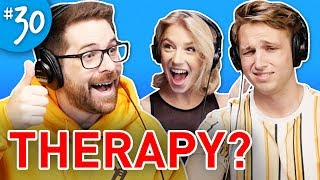 Ian (Finally) Goes To Therapy - SmoshCast #30