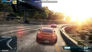 Need for Speed Most Wanted - La maxim [GNMD]