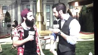 BB19 Paul Abrahamian doesn't understand why he lost again #RHAP Backyard Interview w Rob Cesternino