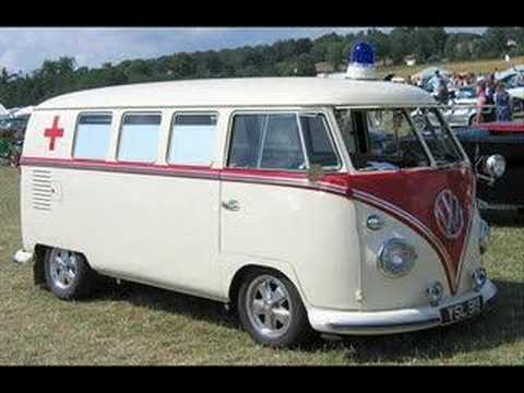 VW Type 2 Split Screens