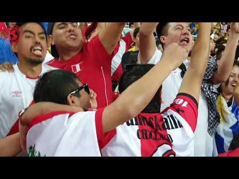 Peru vs Brasil, Rio (Final Copa America)