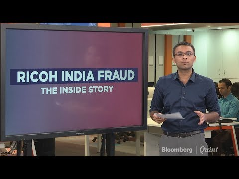 Was Ricoh India forewarned of accounting fraud?