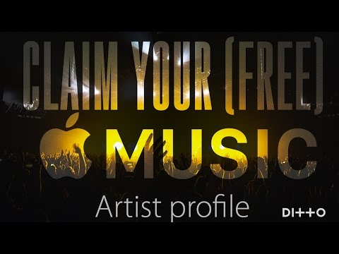 How to Get Your Free Apple Music Artist Profile Page