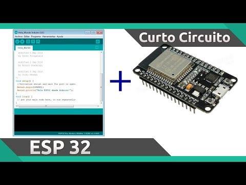 ESP32 O Matador De Arduino -  Primeiros Passos