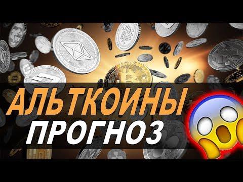 Биткоин (Альткоины) Прогноз |  Криптовалюта Эфириум анализ!
