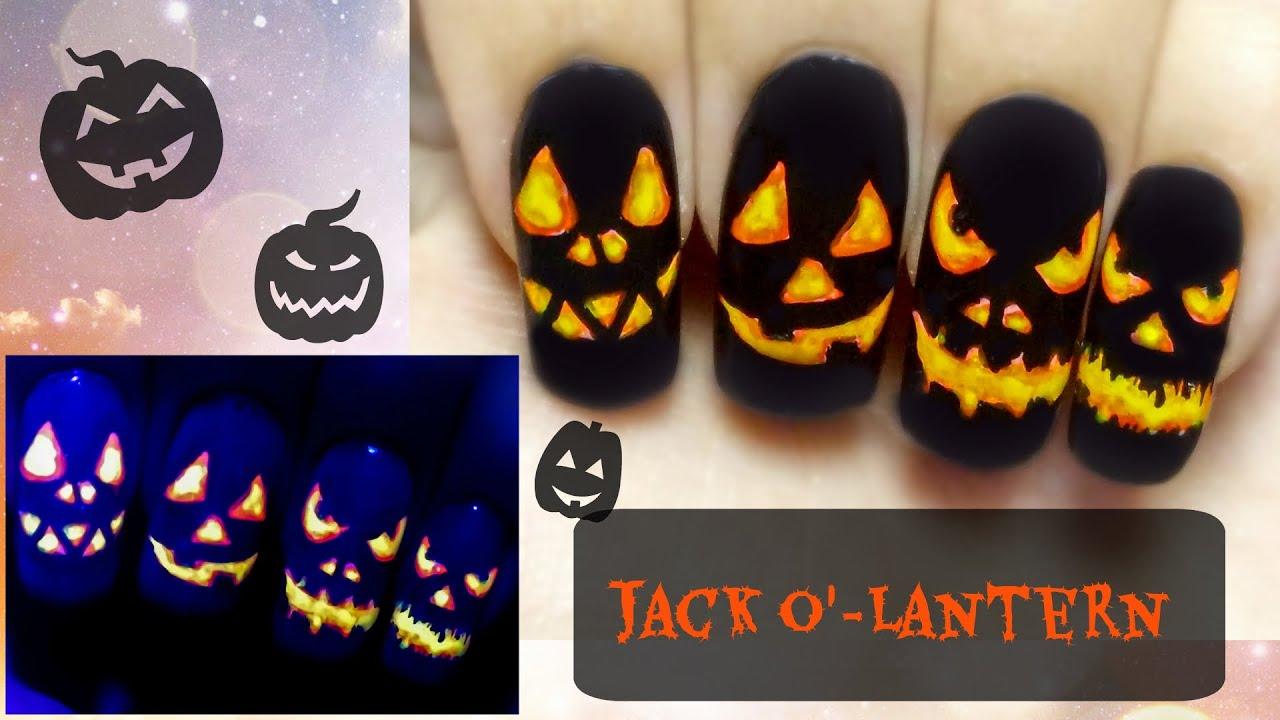 Halloween Pumpkins ⎮ Jack O'-Lantern ⎮ Easy Glow in the ...