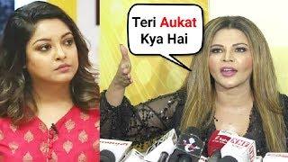 Rakhi Sawant ANGRY Reaction On Tanushree Dutta Nana Patekar Controversy
