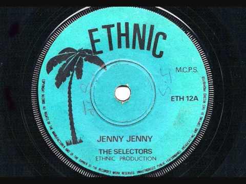 """The SELECTORS - 'Jenny Jenny' - 7"""" 1973"""