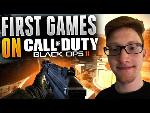 Black Ops 2 First Games Back