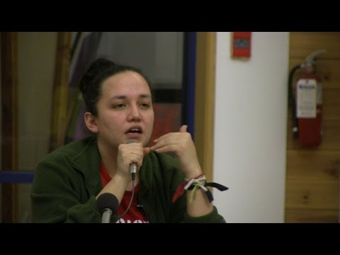 Warrior Up! The Mi'kmaq Struggle Against Fracking at Elsipog