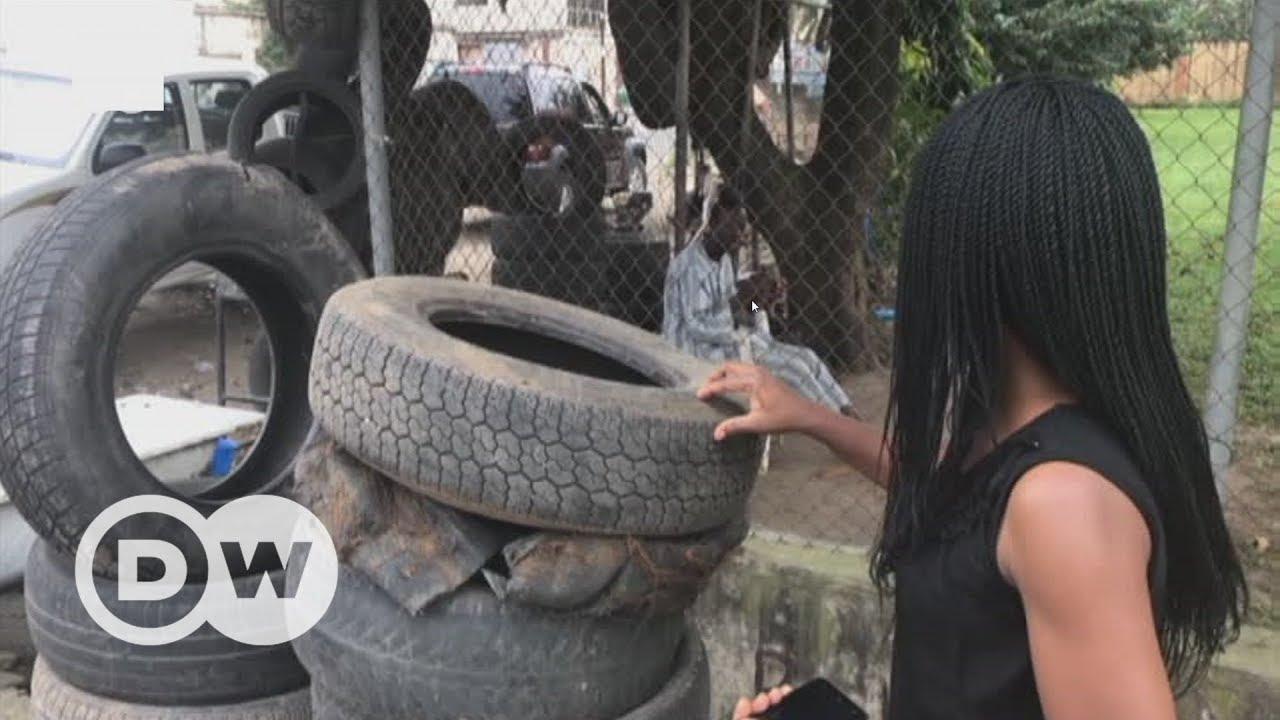 Turning Car Tires Into Furniture Dw English Youtube