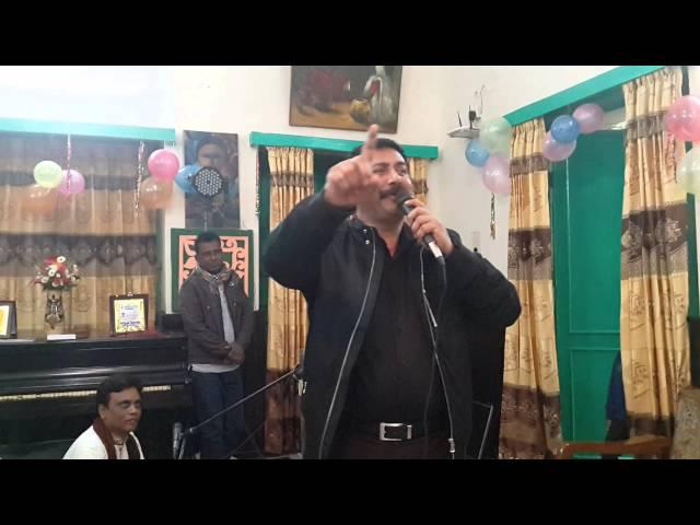 Song by Kazal Faruqui @DC's residence