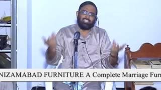 Duniya ki zindagi khel tamasha hai - Shaikh Jalaludin Qasmi (short clip)