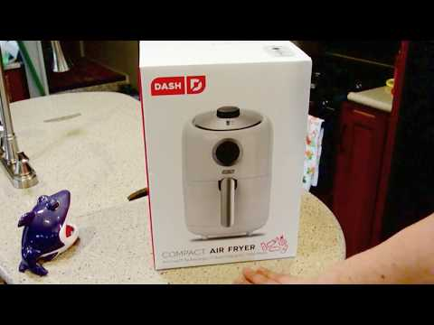 Review Of The Dash Compact Air Fryer