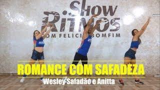 Baixar ( Prévia ) Wesley Safadão e Anitta - Romance com Safadeza - Show Ritmos - Coreografia