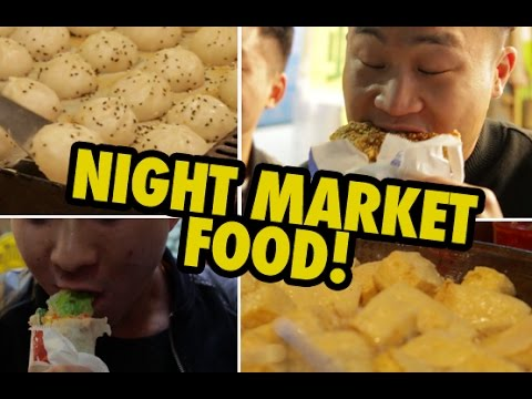10 BEST NIGHT MARKET FOODS