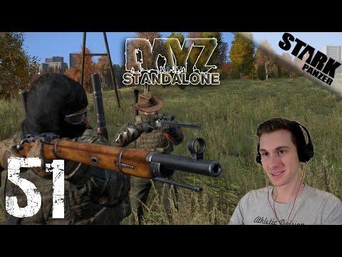 Dayz Standalone - Túlélés a dayzben 51.rész (Egy kis PvP) - Stark