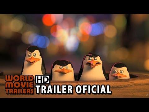 Trailer do filme Os Pinguins De Madagascar - Operação: Aprendiz De Pinguim