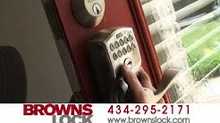Brown's Lock & Safe Locks