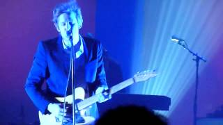 "Spoon, ""My Mathematical Mind"", Riverside Theater, Milwaukee, Wisconsin, September 17, 2014"