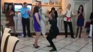 �������� ���� на свадьбе прикольный танцор... жесть...ржака ������
