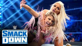 Alexa Bliss vs. Mandy Rose: SmackDown, Jan. 10, 2020