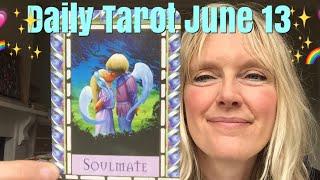 Daily Tarot June 13, 2018 ~ New Moon In Gemini!