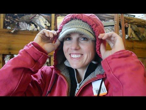 Womens Carhartt Jacket Unboxing - Warm Work Jacket