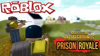 ROBLOX-PRISON ROYALE (MULTIJOGADOR ONLINE)-BATTLEGROUNDS NO ROBLOX