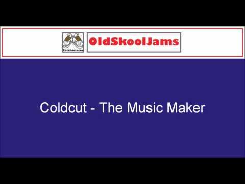 "Coldcut -The Music Maker (12"" Vinyl HQ)"