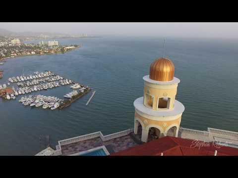 Port Of Spain Bayshore Towers Aerial View Trinidad And Tobago