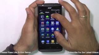 Acer Liquid E700 Review- Cut The Crap 10 Point Quick Review By Intellect Digest