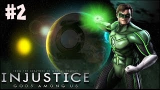 #2 Lanterna Verde Grosso - Injustice Gods Among Us Ultimate Edition - PC