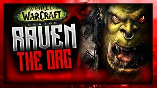 ravenclaw orc hunter leveling   bm hunter pve pvp wow legion patch 7 0 3