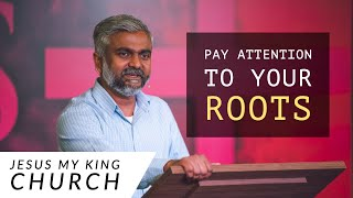 Pay Attention to Your Roots | Steven Francis