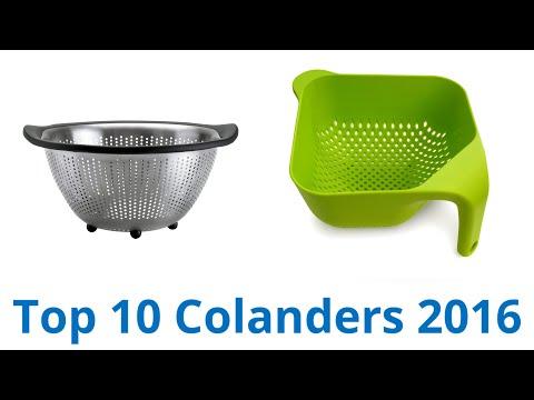 10 Best Colanders 2016