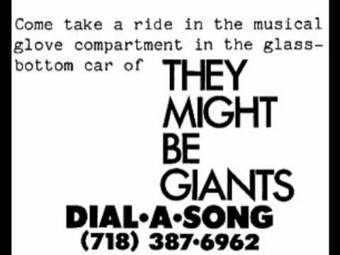 They might be giants what is everyone staring at dial a song