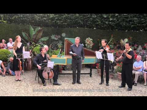 William christie r p tition doovi - Festival dans les jardins de william christie ...