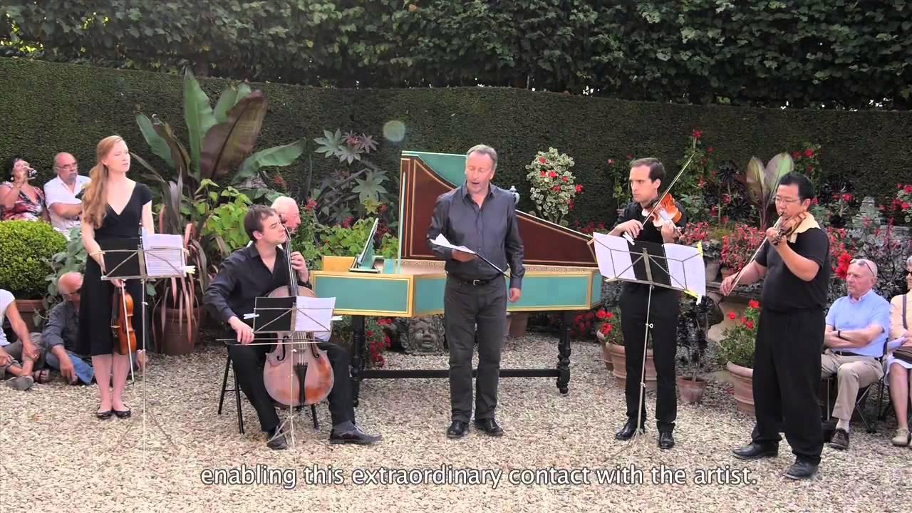 Festival dans les jardins de william christie youtube for Jardin william christie