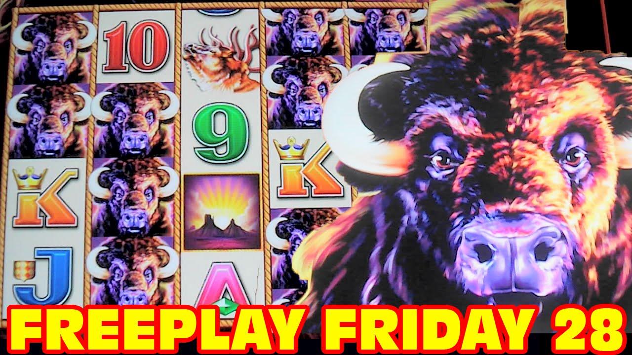 Buffalo Stampede Slot Free Play