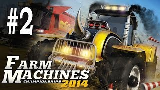 Farm Machines Championships 2014 - Part 2 - Gameplay 1080p 60 fps