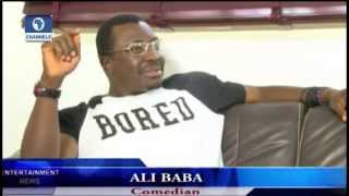 E-News Tricks Of The Trade With Godfather Of Nigerian Comedy Ali Baba