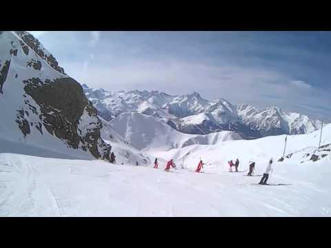 Piste Sarenne (Alpe d'Huez)