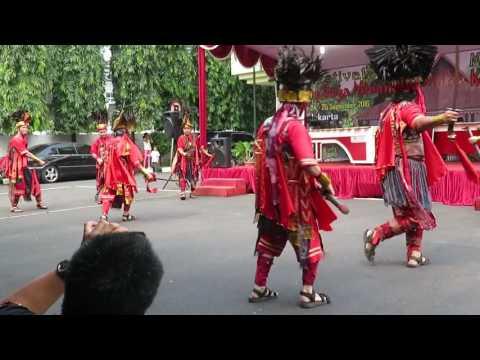 KABASARAN_Festival Budaya Minahasa,Jakarta 250916