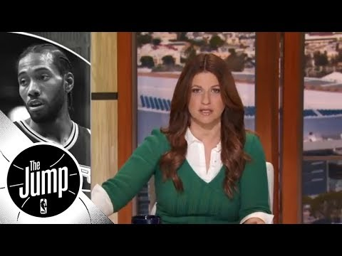 Rachel Nichols: How Kawhi Leonard and Spurs will impact rest of NBA free agency  The Jump  ESPN